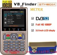 Freesat V8 Finder gtmedia Satellite Finder meter 高清寻星仪